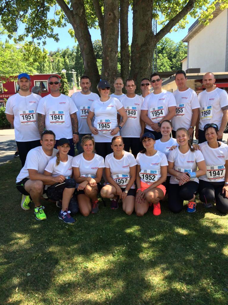 Schwebebahn-Lauf 2018 – Wir waren dabei!