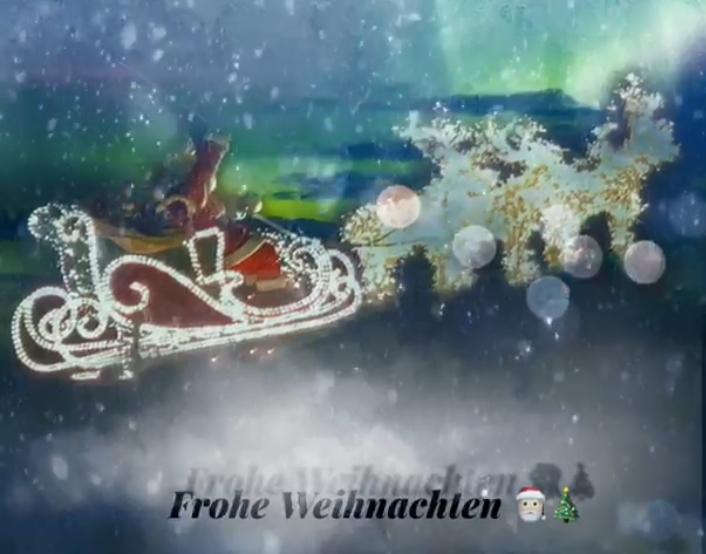 Frohe Weihnachten Guten Rutsch Ins Neue Jahr.Frohe Weihnachten Und Einen Guten Rutsch Ins Neue Jahr Oxenfart